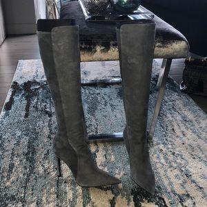 Prada Knee High Boots NEW